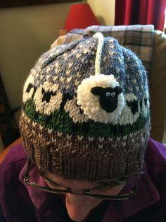 Ravelry: njeanneb's Baa-ble Hat for Liz