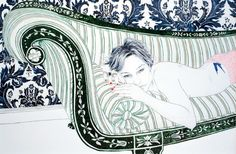HOPE GANGLOFF Truly my favorite artist I love her art and details. I really hope one day to own an original <3=<3