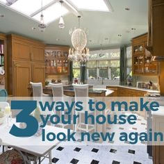 3 Ways To Make Your House Look New Again