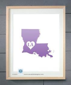 Louisiana love