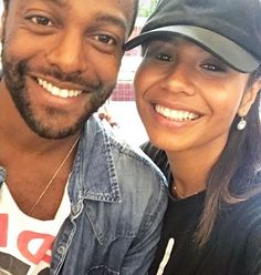 Austin Brown & Genevieve Jackson