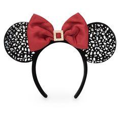 Minnie Mouse Ear Headband for Adults by BaubleBar | shopDisney