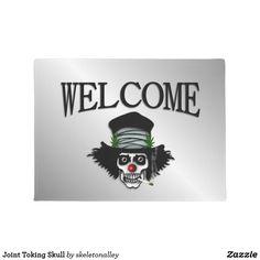 Joint Toking Skull D