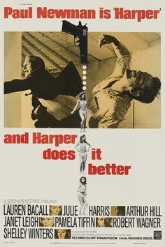 'Harper' movie poster