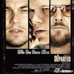I truly believe that is the best cast and best acted movie of all time.  Except for Matt Damon  Best movie of all time.