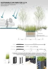 Resultado de imagen para rendered section landscape architecture