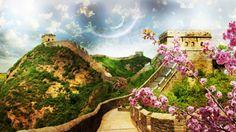 Great Wall HD Wallpaper