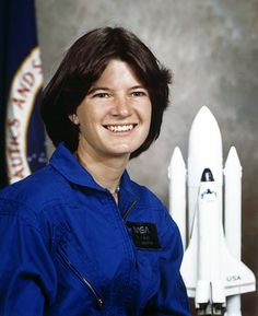Sally Ride  Ride, the first American woman to fly in space, died July 23 at 61