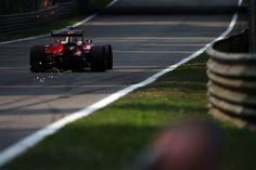 2016 Italian GP - Sebastian Vettel (Ferrari) [5472x3648]