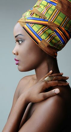 Here are 12 fabrics that make great African head wraps. African Beauty, African Women, African Fashion, Nigerian Fashion, Ghanaian Fashion, Ebony Beauty, African Head Wraps, Ebony Girls, Fast And Furious