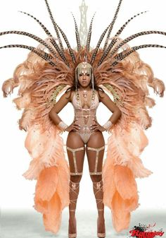 look out fuh dis sexy Section fuh Carnival 2017 Carribean Carnival Costumes, Trinidad Carnival, Caribbean Carnival, Brazil Carnival Costume, Jamaica Carnival, Carnival Fashion, Carnival Girl, Carnival Outfits, Rio Carnival Dancers