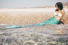 Portraits for an Italian mermaid during summer holidays in Greece Corfu, Crete, Mykonos, Santorini, Mermaid Tale, Greece Holiday, Paros, Athens, My Images