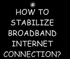 Speedup your unstable broadband, cellular or mobile internet connection for FREE using this Online Tool built in Auto Pinger - NO NEED TO DOWNLOAD! - >>Just Follow this simple steps . >>STEP 1 - Visit www.internetspeedstabilizer.online . >>>STEP 2 - Click START BUTTON! . ENJOY STABLE INTERNET CONNECTION NOW!