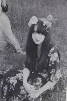Be sure to wear flowers in your hair.
