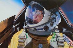 Self portrait: Brian Shul flies the SR-71 Blackbird