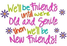 Old Friends - 3 Sizes!   Tags   Machine Embroidery Designs   SWAKembroidery.com Band to Bow
