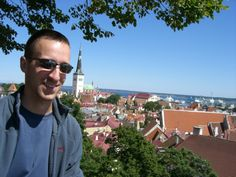 Me in Tallinn, Estonia #travel #photos #estonia