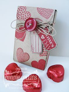 Valentine Boutique Box by Connie Collins