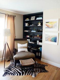 After: A Stylish Corner