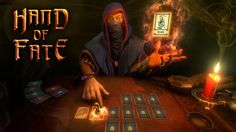 Hand of Fate Review - The Game of Life & Death - http://www.worldsfactory.net/2015/02/17/hand-of-fate-review-the-game-of-life-death