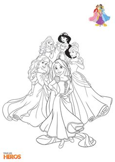Princess Coloring Pages Printables, Cinderella Coloring Pages, Baby Coloring Pages, Frozen Coloring, Disney Princess Coloring Pages, Disney Princess Colors, Disney Princess Drawings, Disney Colors, Cartoon Coloring Pages