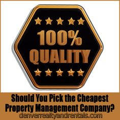 Should You Pick the Cheapest Property Management Company