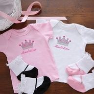 Cute stuff like this makes me wish I was havin a baby shower.