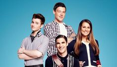 Kurt, Blaine, Finn et Rachel