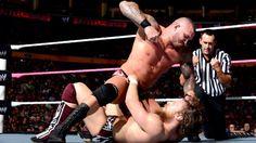 Daniel Bryan vs. Randy Orton – #WWE Championship Match: photos