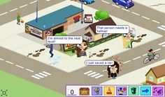 Whyville is a virtual world where children ages 8 to 15 play, explore, create and learn together. It is a great resource for ELL students if used correctly.
