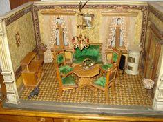 Alte Salonmöbel, Gründerzeit, imposant, herrschaftlich, um 1900 oder früher