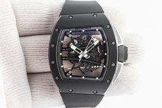 Richard Mille RM 61-01 Yohan Blake Grey – Authentick