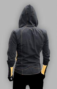 Assassin Beaked Jacket: Daniel Cross color scheme by Volante Design