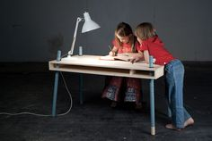 """perludi designs and builds furniture """"that places children and their needs"""" first,"""