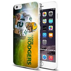NFL Green Bay Packers Aaron Rodgers, Cool iPhone 6 Plus (6+ , 5.5 Inch) Smartphone Case Cover Collector iphone TPU Rubber Case White Phoneaholic http://www.amazon.com/dp/B00XPR7LXO/ref=cm_sw_r_pi_dp_t1Hwvb0C6GNS5
