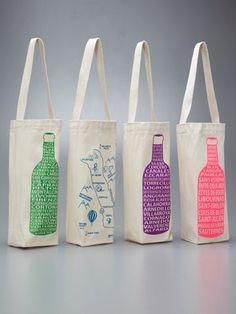 Love these wine bags!