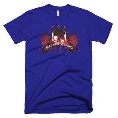 Skull N Wings men's t-shirt