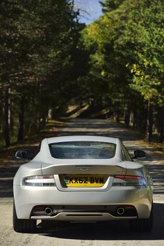 Aston Martin DB9. Discover more at http://www.astonmartin.com/en/cars/the-new-db9 #AstonMartin