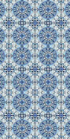 One of our favourite blue wallpaper designs this is Happy by Eco Wallpaper.