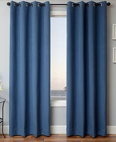 Softline Sunbrella Indoor/Outdoor Window Treatment Collection - Curtains & Drapes - For The Home - Macy's