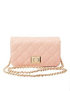 042af16f5e55 Quilted Crossbody Bag Clutch Purse