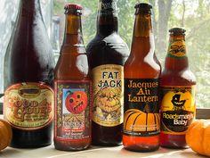 5 Pumpkin Beers You Should Drink This Fall halloween coctails Pumpkin Beer, Best Pumpkin, Pumpkin Song, Halloween Coctails, Beer Ingredients, Beer History, More Beer, Beer Recipes, Seasonal Food