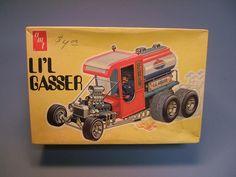 AMT - Li'l Gasser model kit.