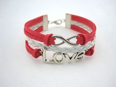 Hey, I found this really awesome Etsy listing at http://www.etsy.com/listing/129072491/red-infinite-love-cute-boyfriend