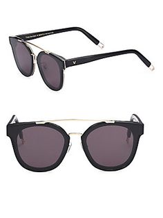 21627dd441 Gentle Monster - Tilda Swinton X Gentle Monster Newtonic 64MM Rounded  Square Sunglasses Tilda Swinton
