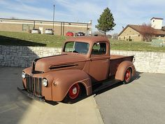 Ford : Other Pickups TRUCK 1946 FORD 1/2 TON