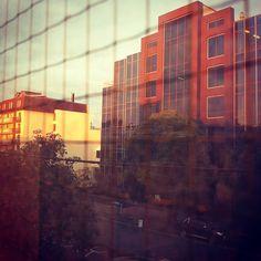 Longer days, dirtier windows.