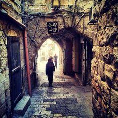 شوارع القدس