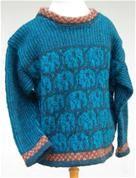 Elefantsweater, Læsø Klitgarn
