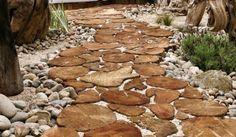 15 Amazing Garden Path Ideas | Balcony Garden Web